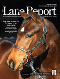 Lane Report Cover - August 2011