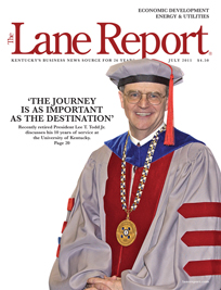 Lane Report Cover - July 2011
