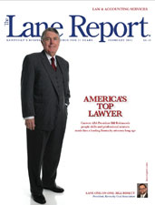 Lane Report Cover - February 2012