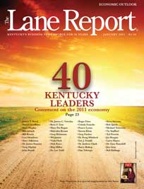 Lane Report Cover - January 2011