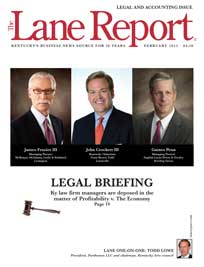 Lane Report Cover February 2011