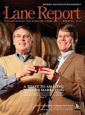 Lane Report Cover - March 2011