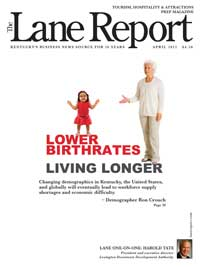 Lane Report Cover - April 2011