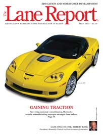 Lane Report Cover - May 2011