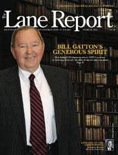 Lane Report Cover - March 2012