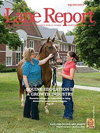 Lane Report Cover September 2010