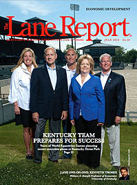 Lane Report Cover July 2010