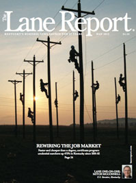 Lane Report Cover - May 2012