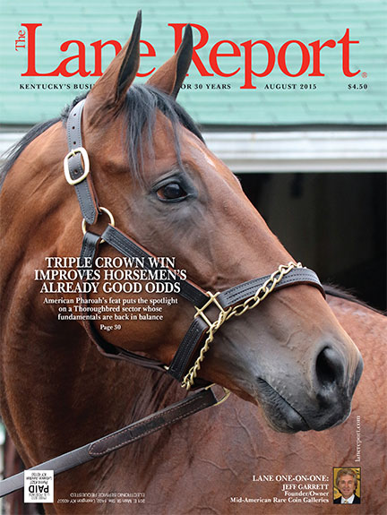 Lane Report Cover August 2015