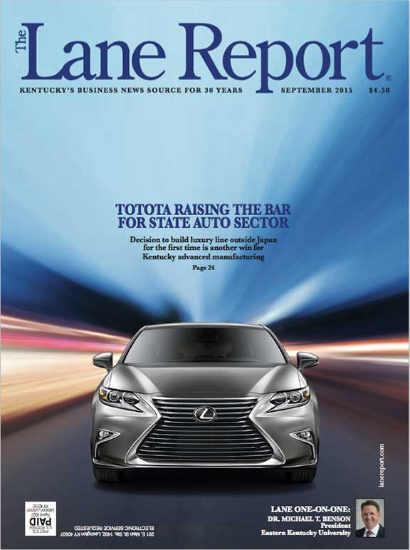 Lane Report Cover September 2015