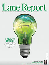Lane Report Cover - July 2012