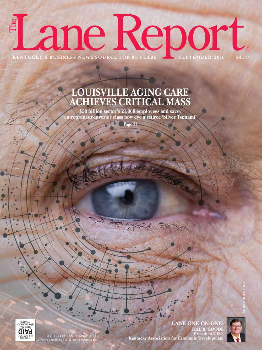 Lane Report Cover September 2016