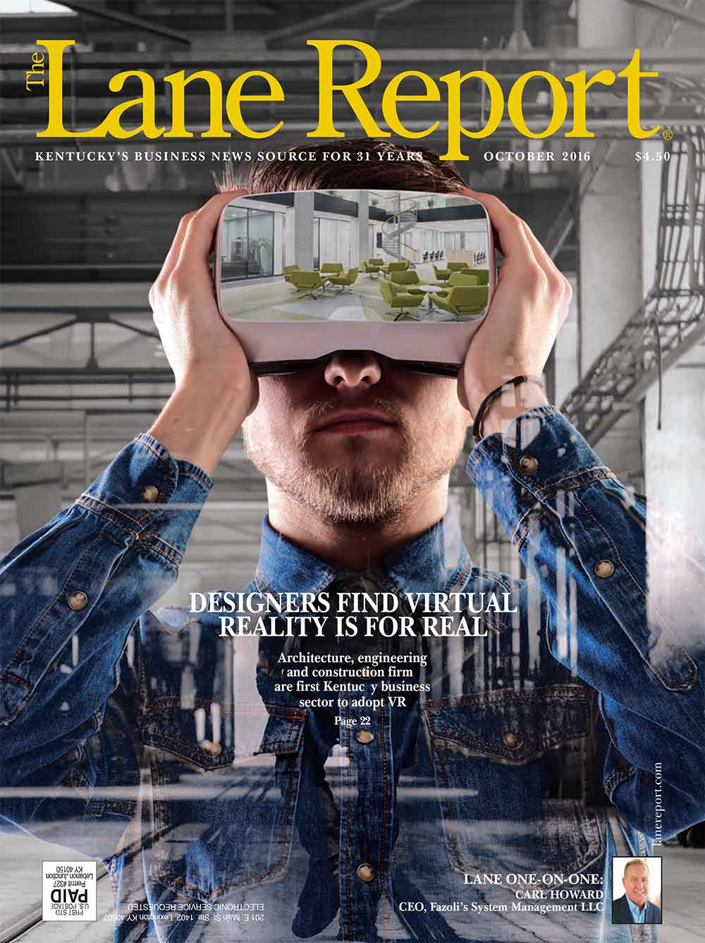 Lane Report Cover October 2016