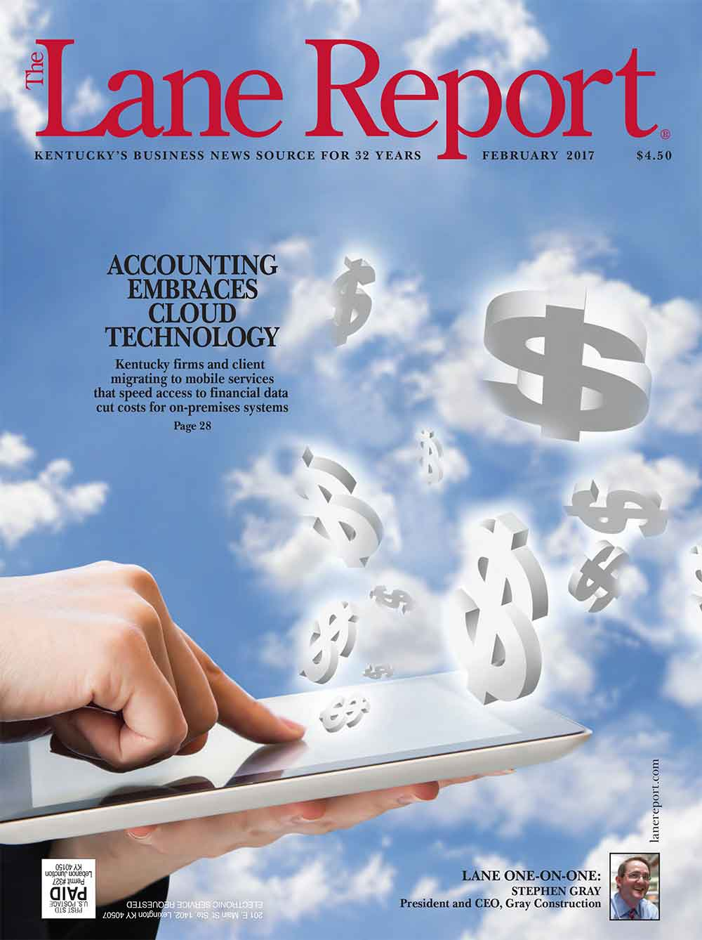 Lane Report Cover February 2017