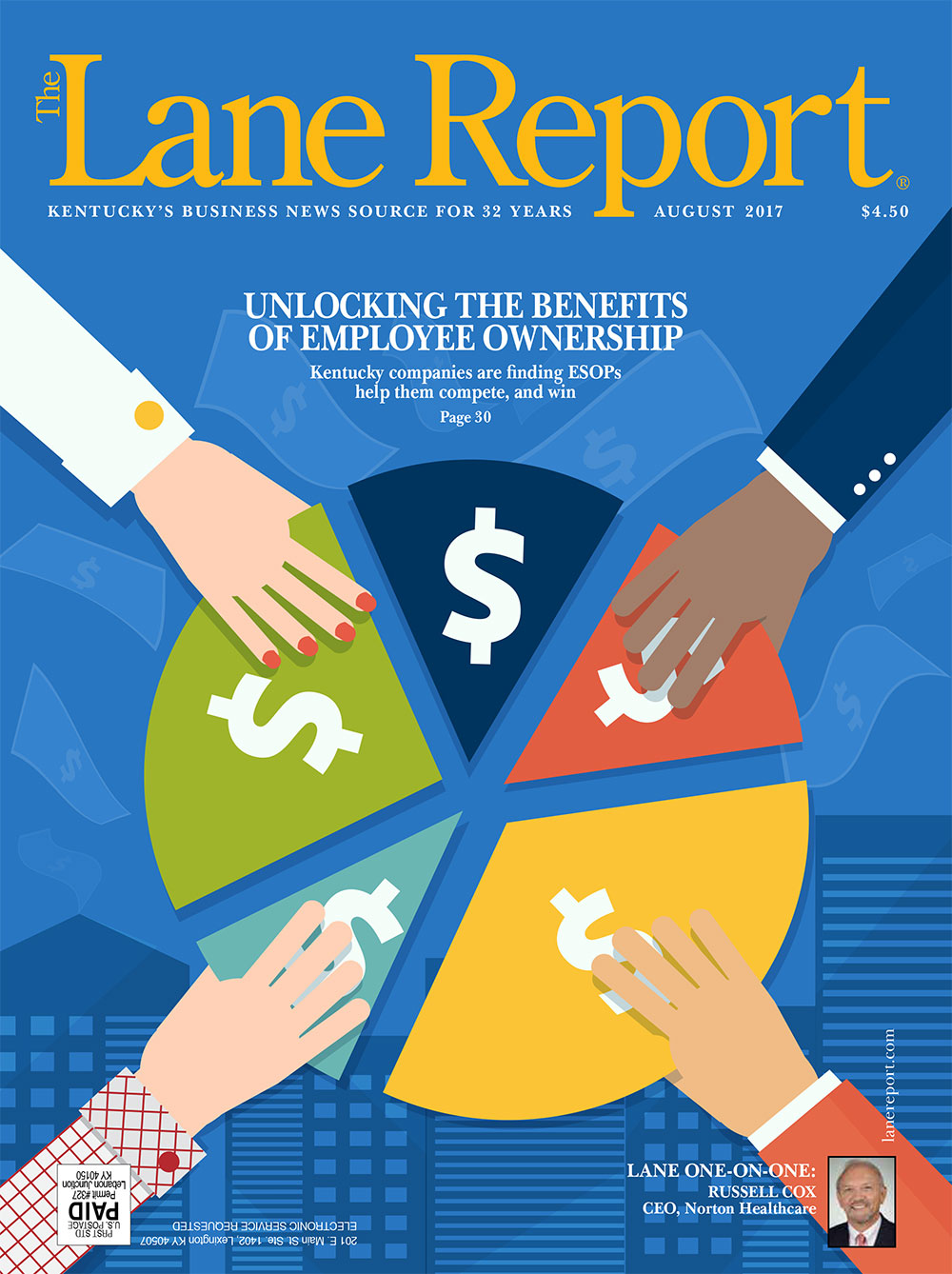 Lane Report Cover August 2017