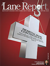 Lane Report Cover - September 2012