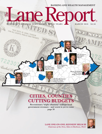 Lane Report Cover March 2010