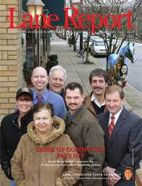 Lane Report Cover February 2010