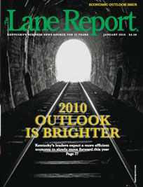 Lane Report Cover - January 2010