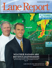 Lane Report Cover November 2009