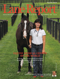 Lane Report Cover - September 2009