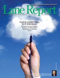 Lane Report Cover - December 2011