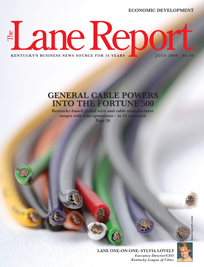 Lane Report Cover - July 2009
