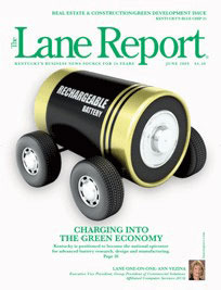 Lane Report Cover - June 2009