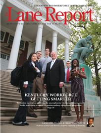 Lane Report Cover - May 2009