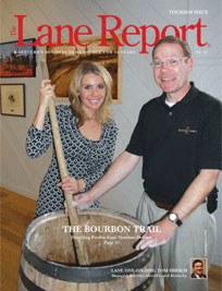 Lane Report Cover - April 2009