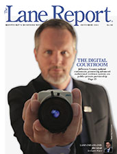 Lane Report Cover - October 2012