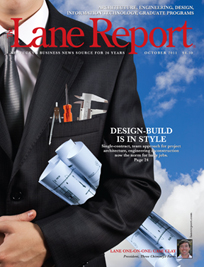 Lane Report Cover - October 2011