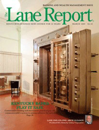 Lane Report Cover - March 2009