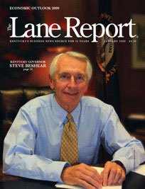 Lane Report Cover - January 2009