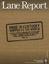 Lane Report Cover - November 2012