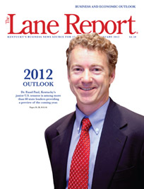 Lane Report Cover - January 2012