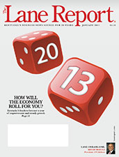Lane Report Cover January 2013