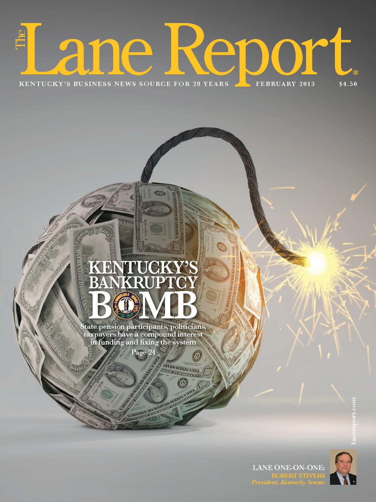 Lane Report Cover February 2013