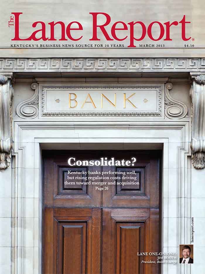 Lane Report Cover March 2013