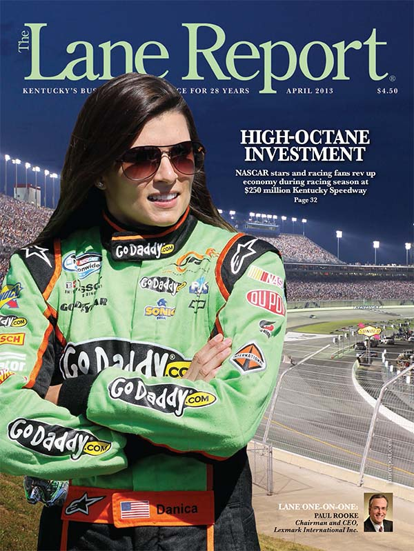 Lane Report Cover April 2013