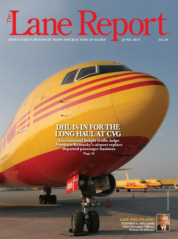 Lane Report Cover June 2013