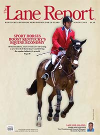 Lane Report Cover August 2013